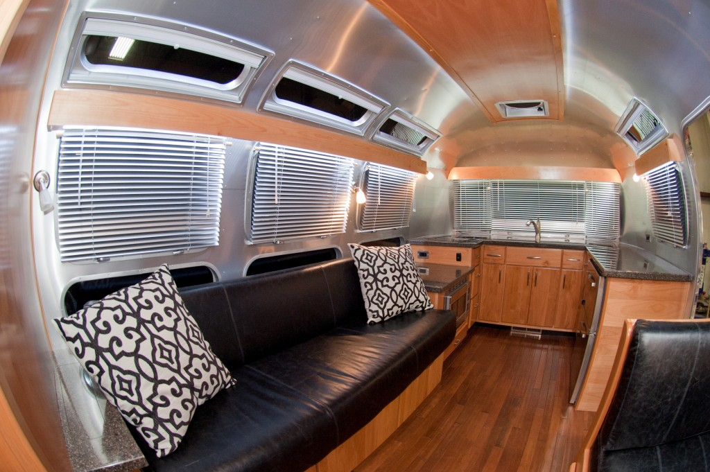 Airstream Interior Remanufactured 1976 31 Airstream
